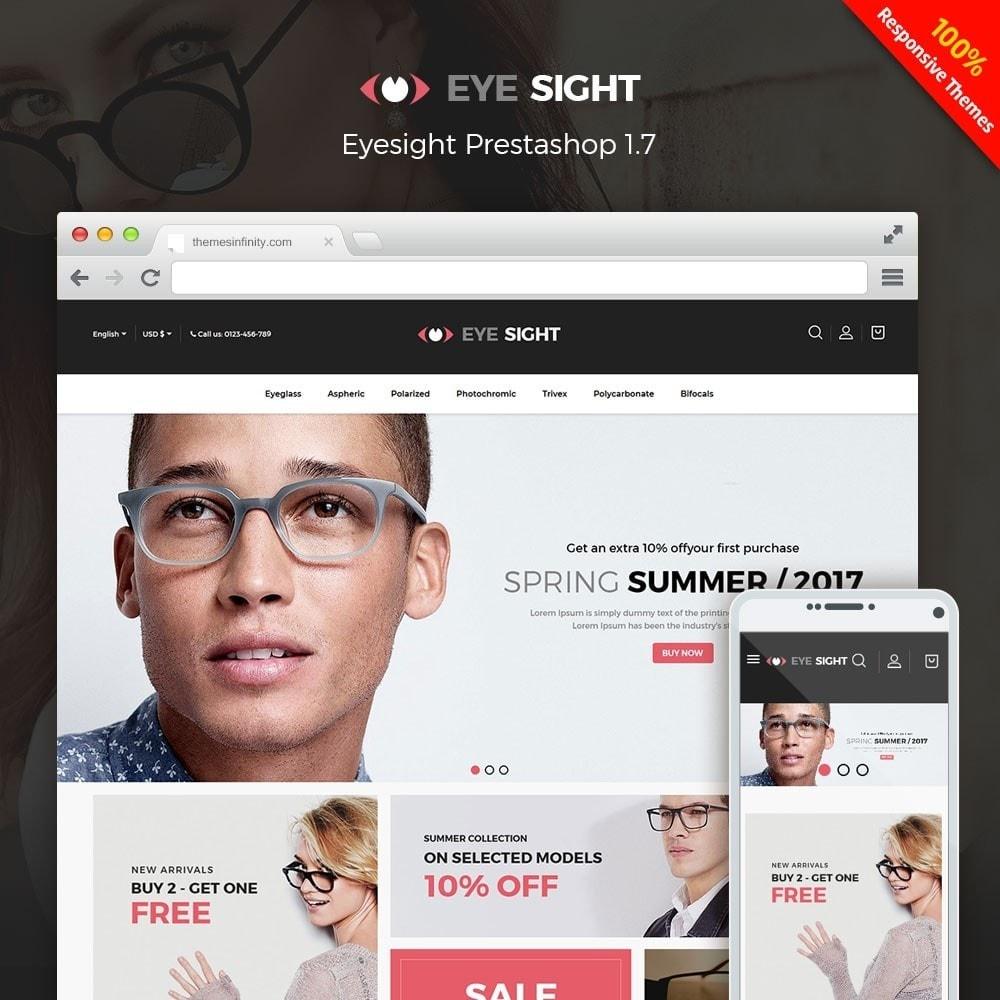 theme - Moda & Calçados - Eyesight - Glasses Online Store - 1