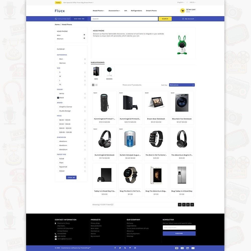 Flucx -  The Mega Store