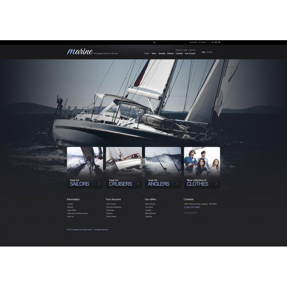 theme - Sport, Attività & Viaggi - Sailing Gear - 2