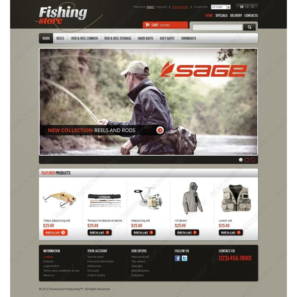 theme - Sport, Activiteiten & Reizen - Fishing Store - 2