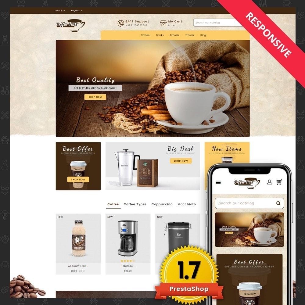 Coffeehub Online Store