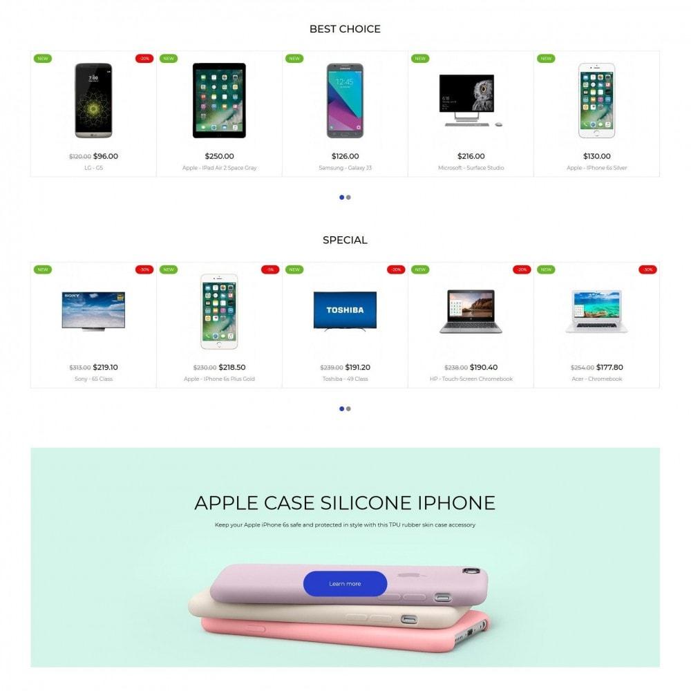 Lyneous - High-tech Shop
