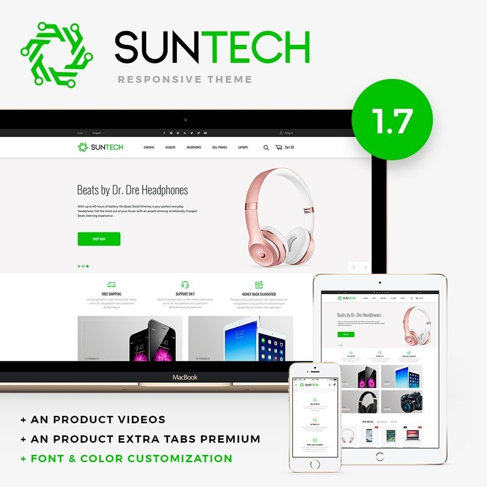 Suntech - High-tech Shop