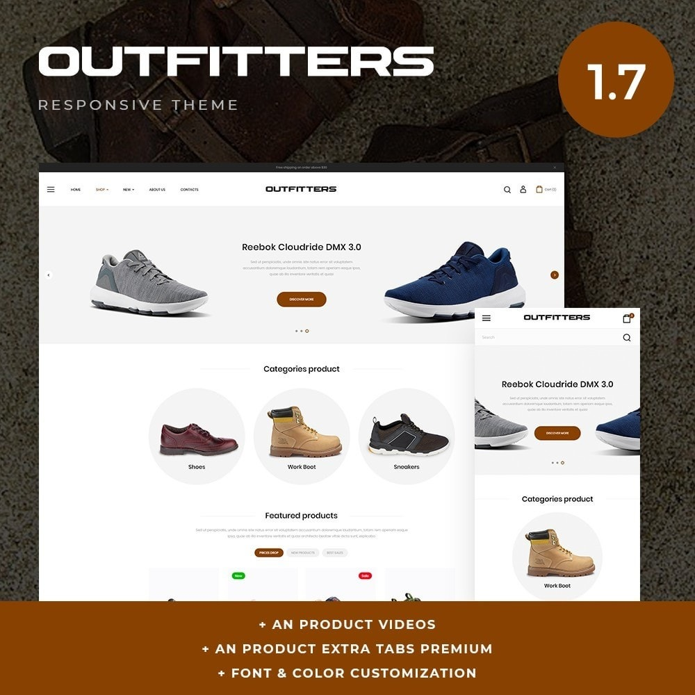 Outfitters Shop