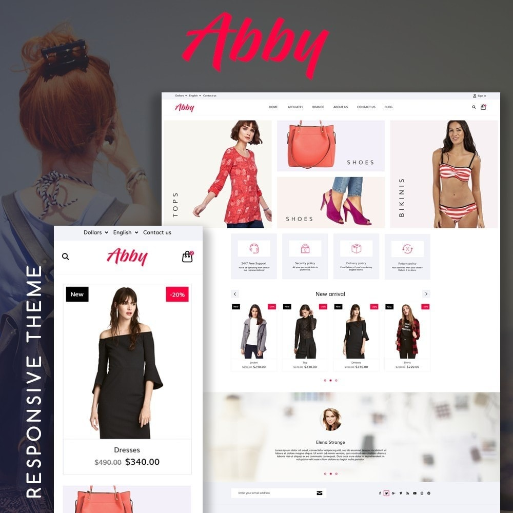 Abby Fashion Store