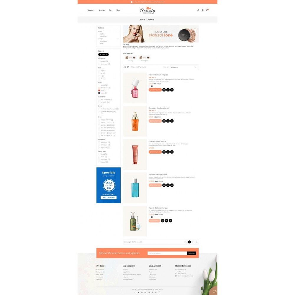 theme - Health & Beauty - Beauty Spa & Cosmetics - 4
