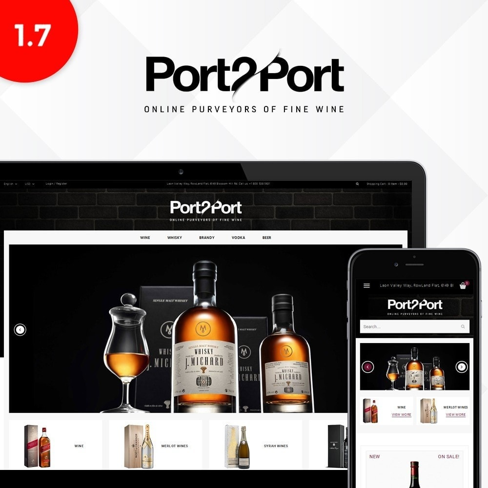 Port2Port Store