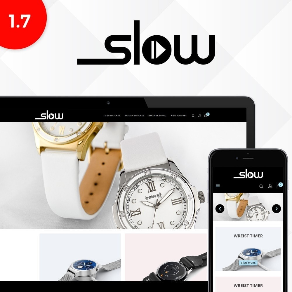 theme - Schmuck & Accesoires - Slow Watch Store - 1