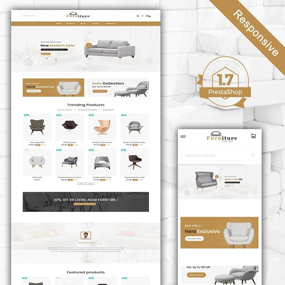 theme - Maison & Jardin - Furniture shop - Furniture and home decor store - 2
