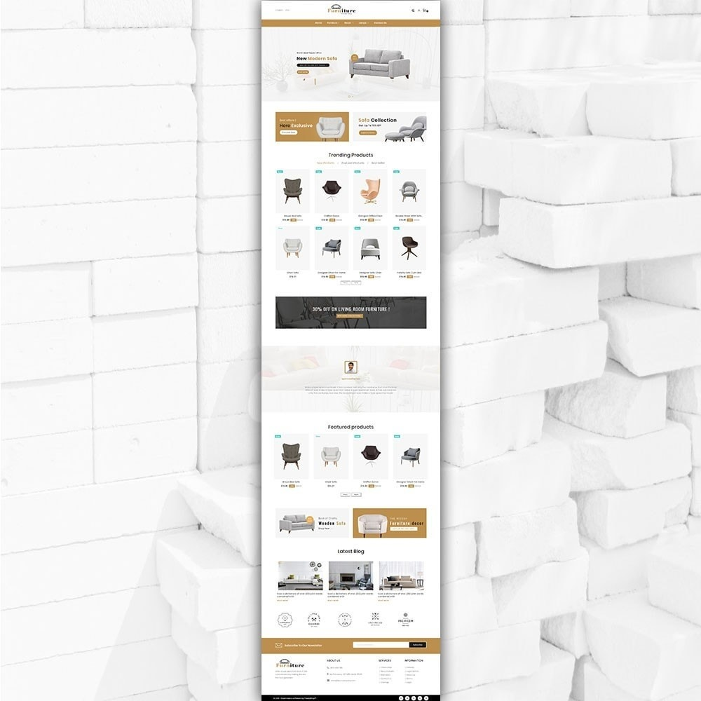theme - Heim & Garten - Furniture shop - Furniture and home decor store - 5