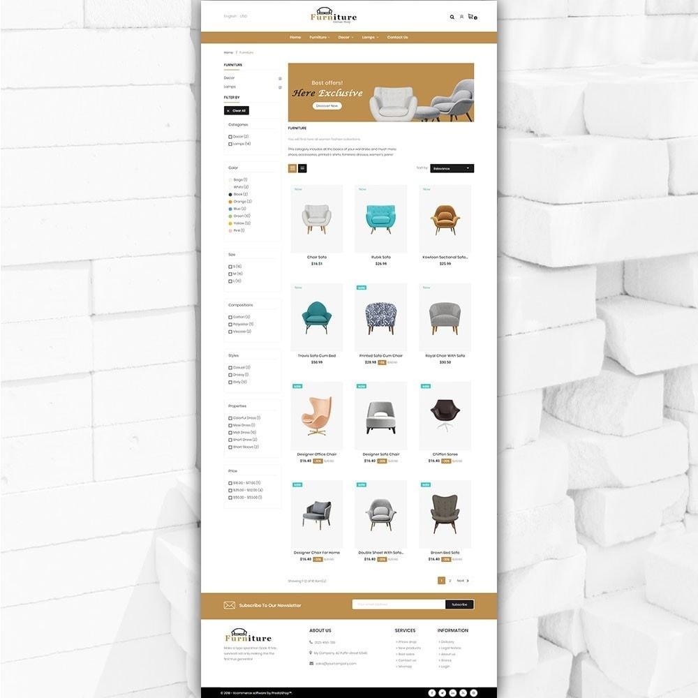 theme - Casa & Giardino - Furniture shop - Furniture and home decor store - 3