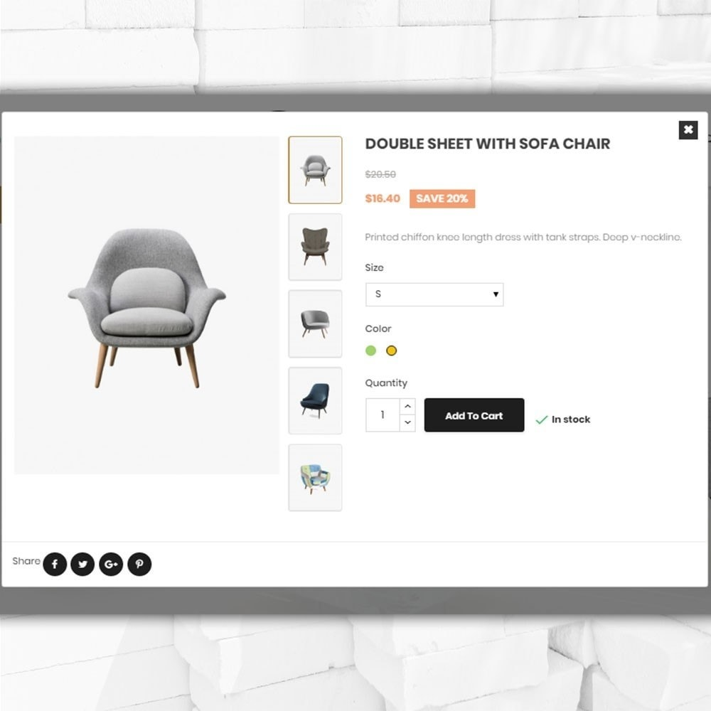 theme - Dom & Ogród - Furniture shop - Furniture and home decor store - 7