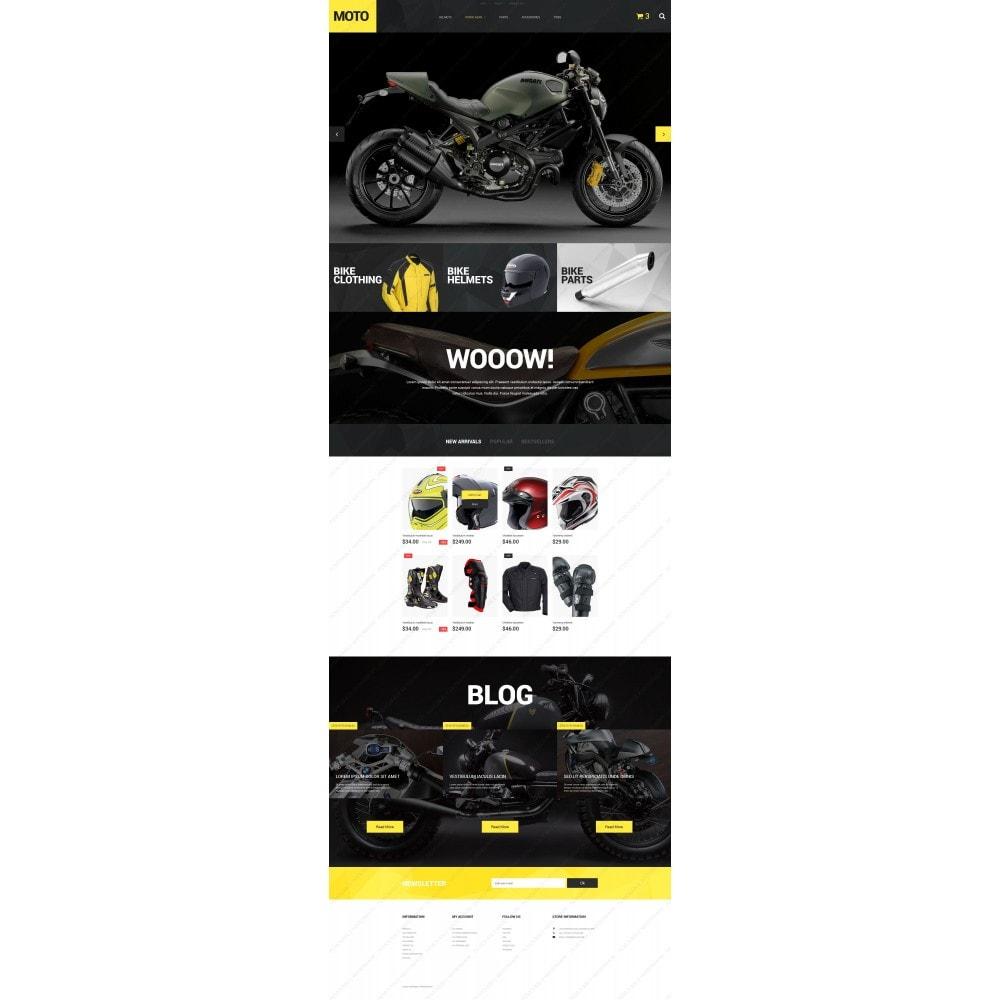 theme - Deportes, Actividades y Viajes - Motorcycle Store - 3