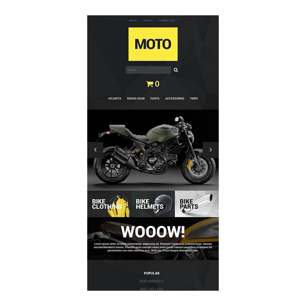 theme - Sport, Aktivitäten & Reise - Motorcycle Store - 8