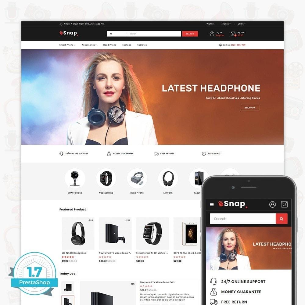 eSnap - The Electronics Store