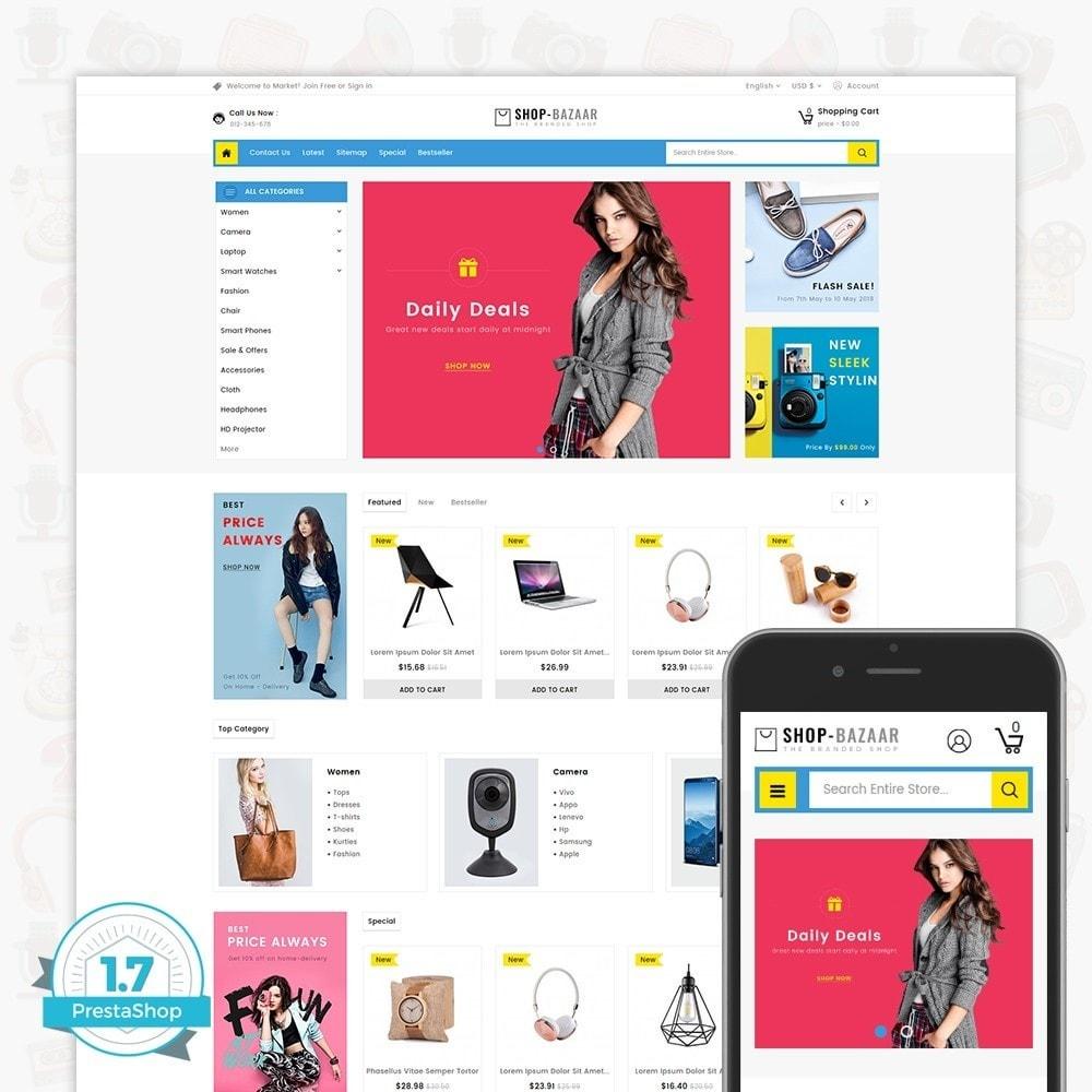 ShopBazaar - Largest Marketshop