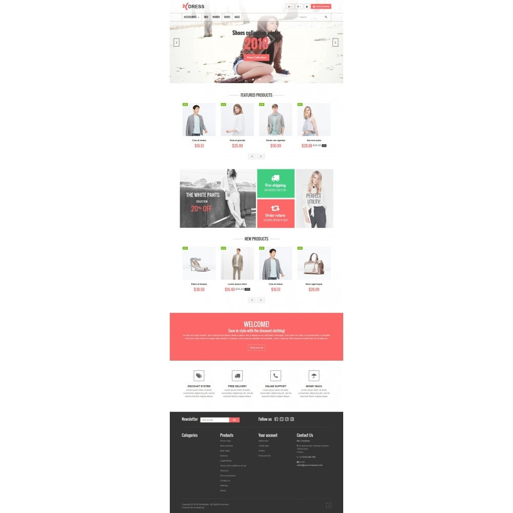 VP_Dress Store