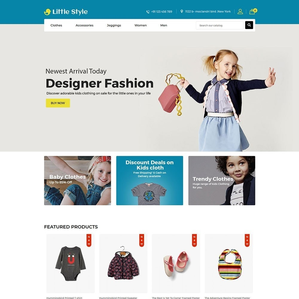 Little Style Kids Store