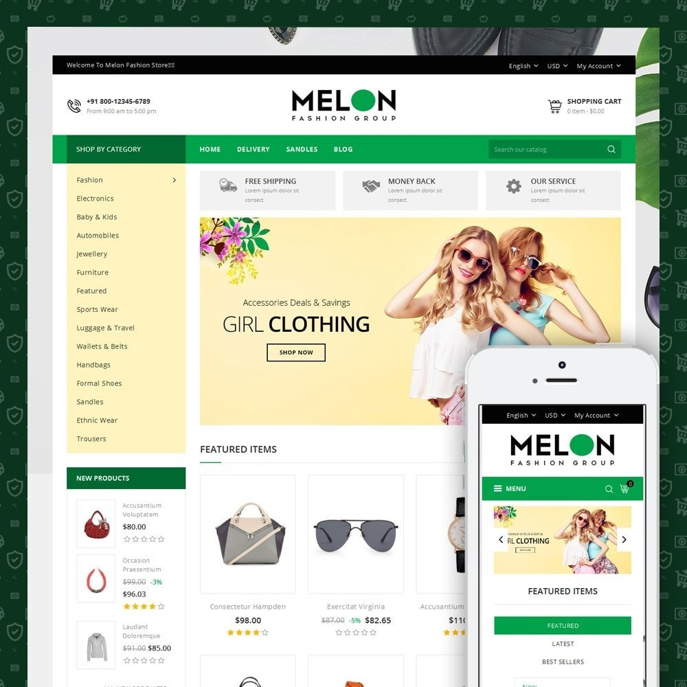 Melon Fashion Store