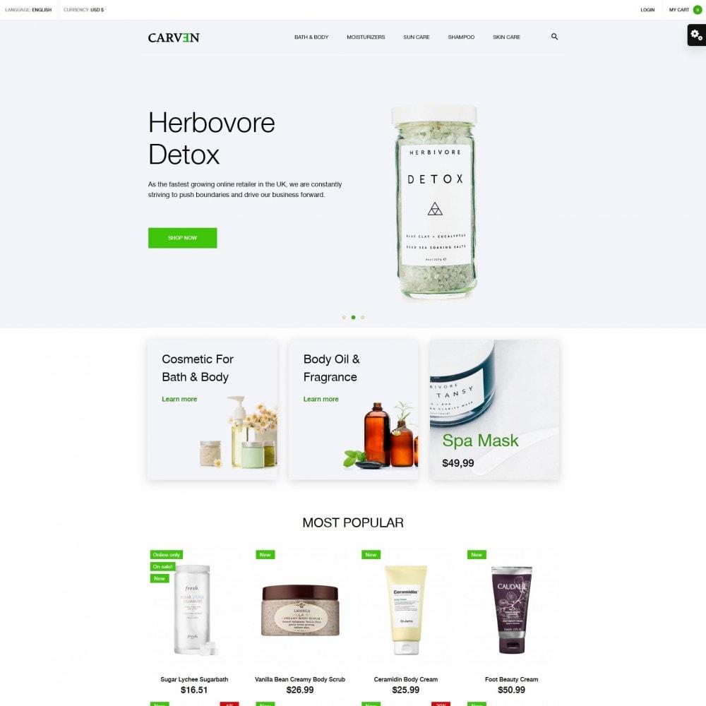 theme - Santé & Beauté - Carven Cosmetics - 2