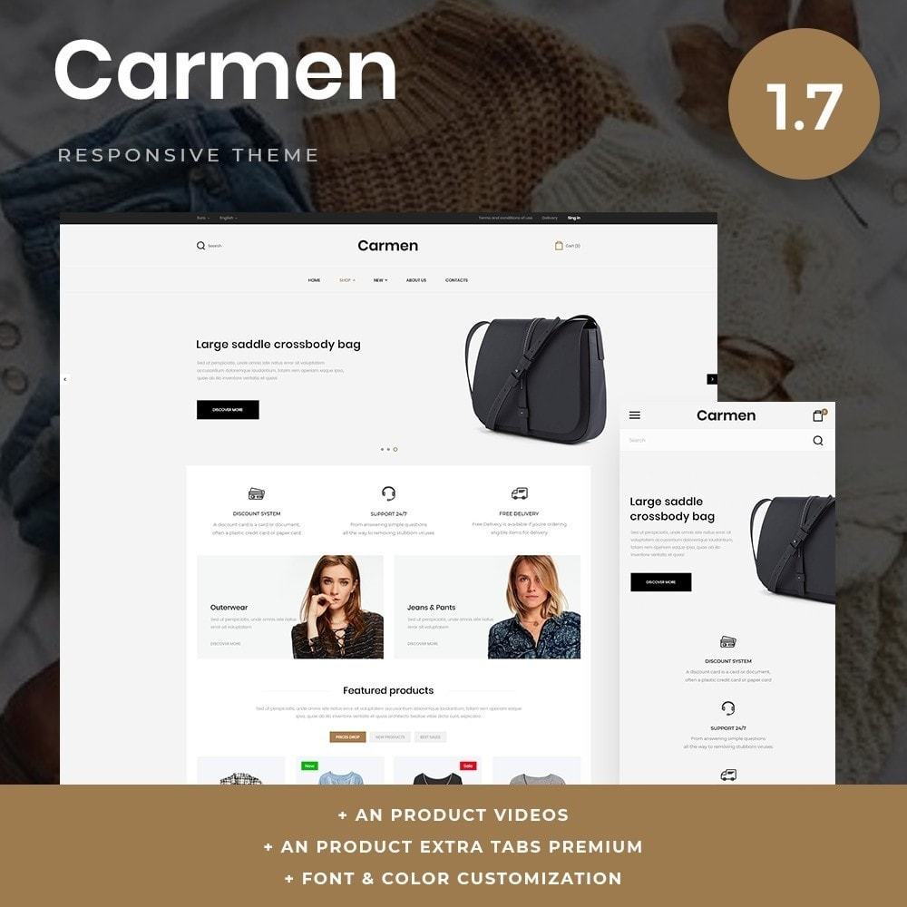 Carmen Fashion Store