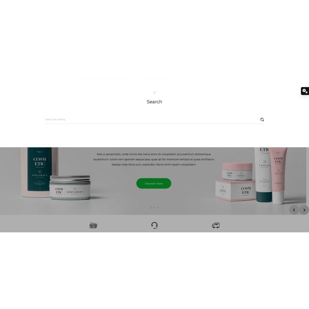 theme - Santé & Beauté - Barossa Cosmetics - 12