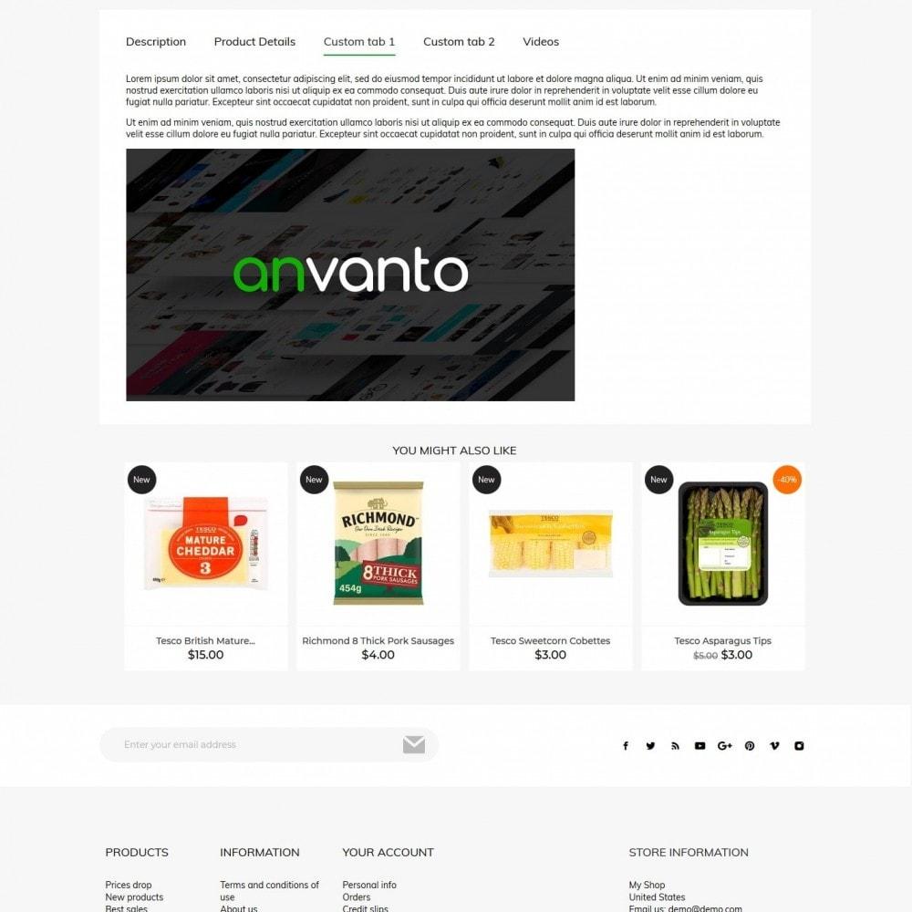 theme - Food & Restaurant - FoodMenu - 8