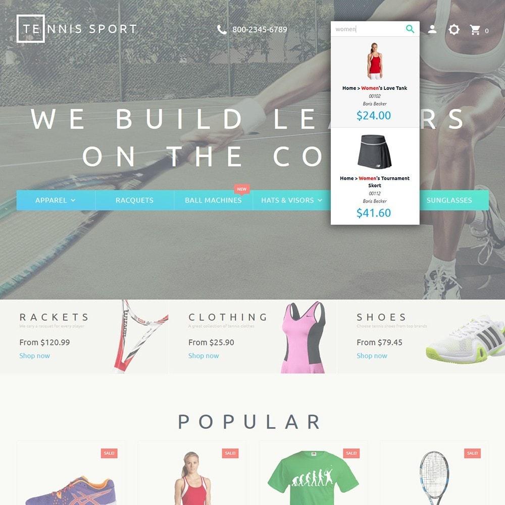 theme - Sport, Attività & Viaggi - Tennis Sport - 6
