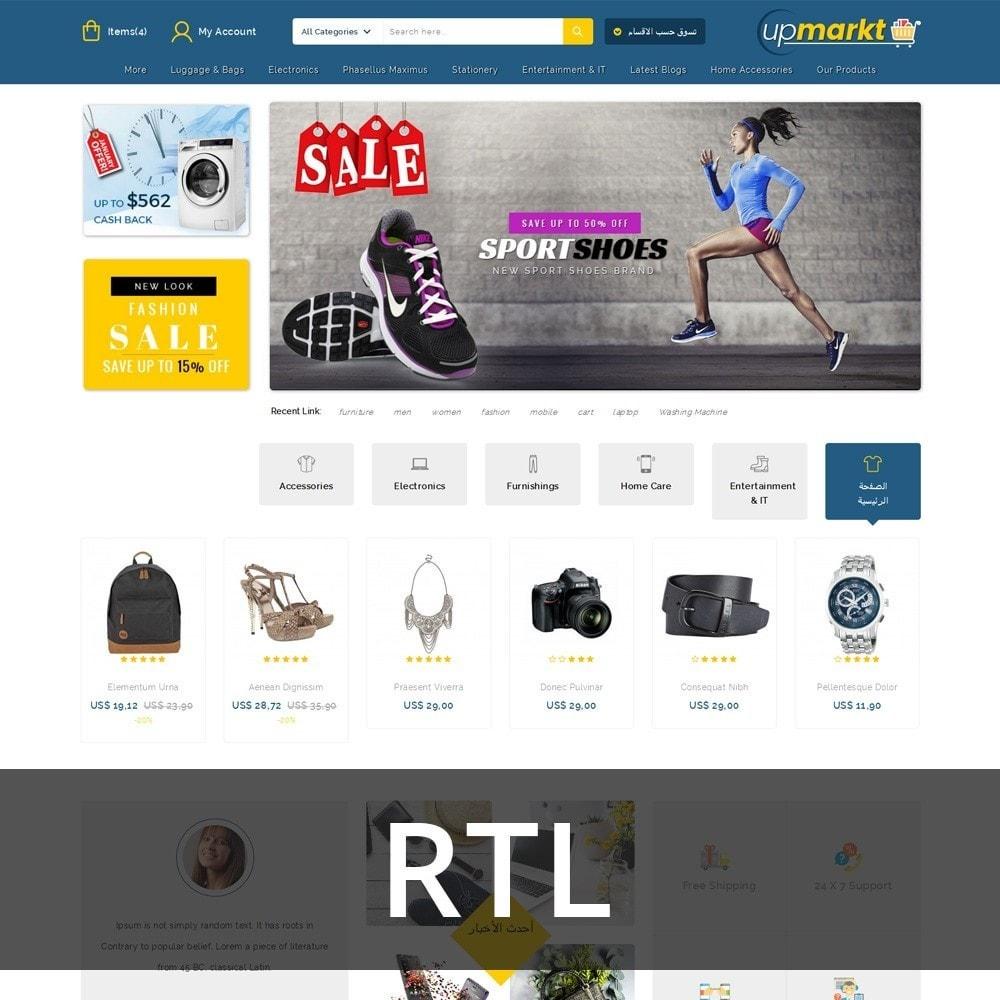 theme - Electrónica e High Tech - Upmarket Mega Store - 3