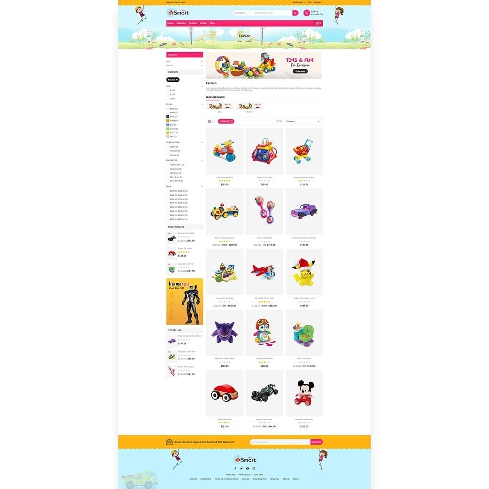 Toys Smart Store