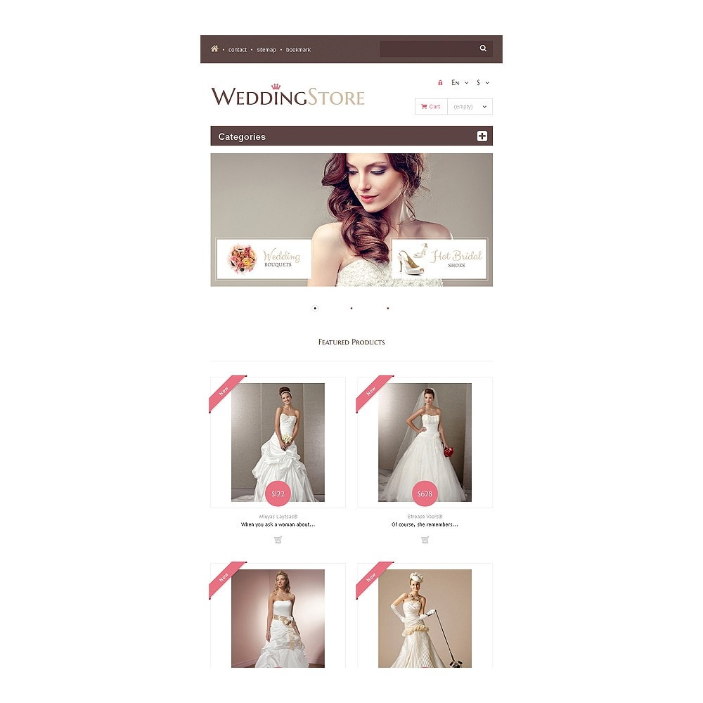 theme - Moda & Calzature - Wedding Store - 8