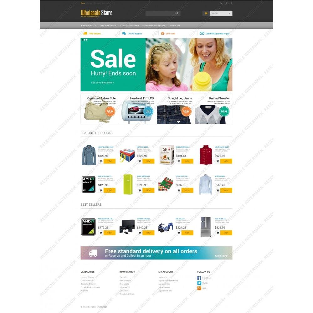 Wholesale Buying