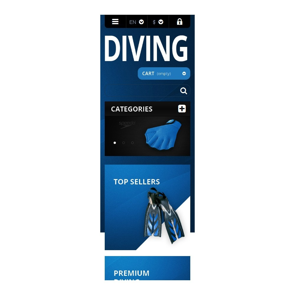 theme - Sports, Activities & Travel - Majestic Diving - 9