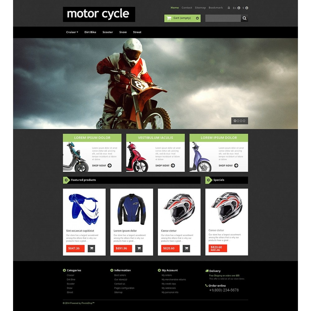 theme - Carros & Motos - Motor Cycle - 2