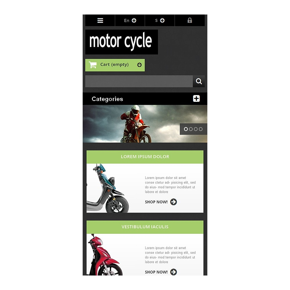 theme - Auto & Moto - Motor Cycle - 8