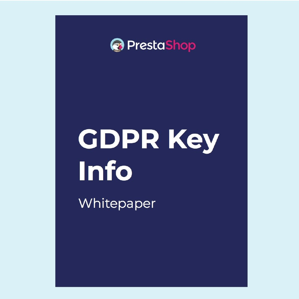 other - Gratis modules - GDPR Whitepaper - 1