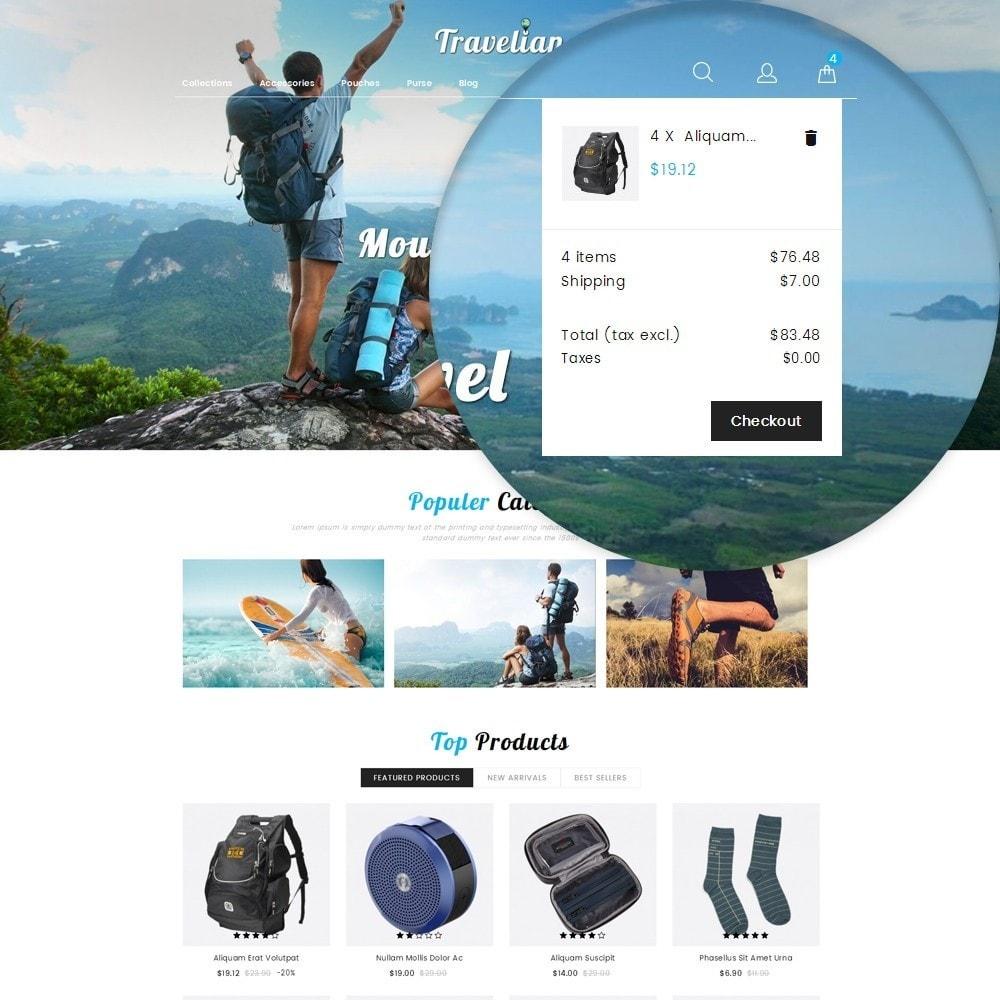 theme - Sport, Aktivitäten & Reise - Travelian - Travel Store - 10