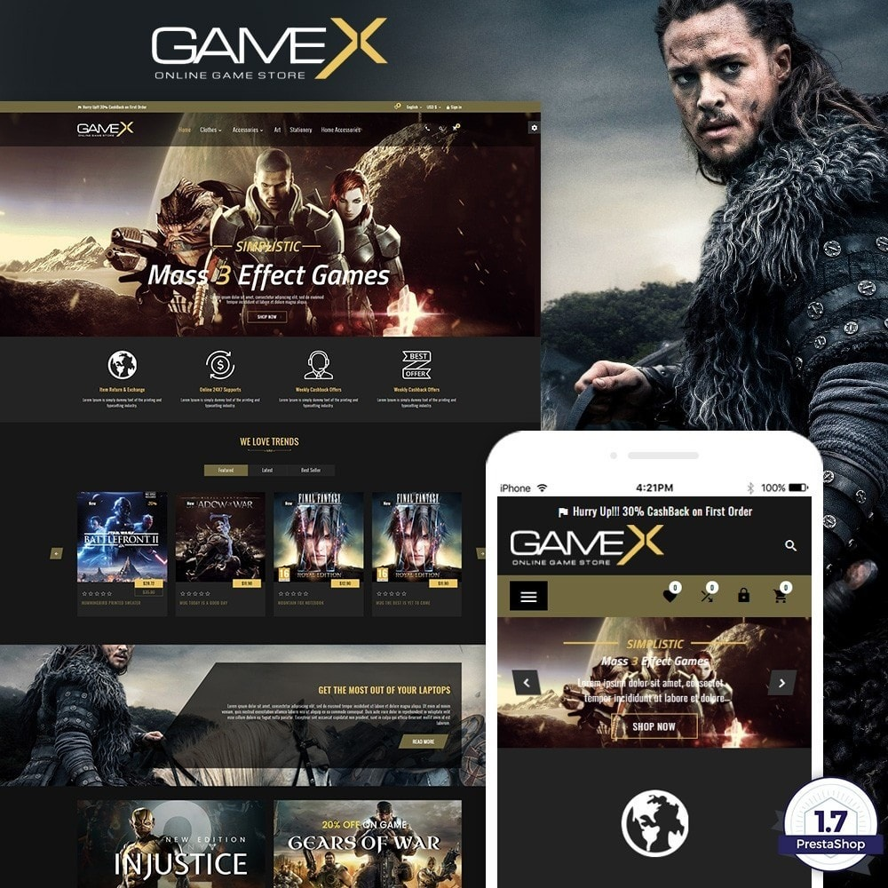 GameX – Game and Play Super Store