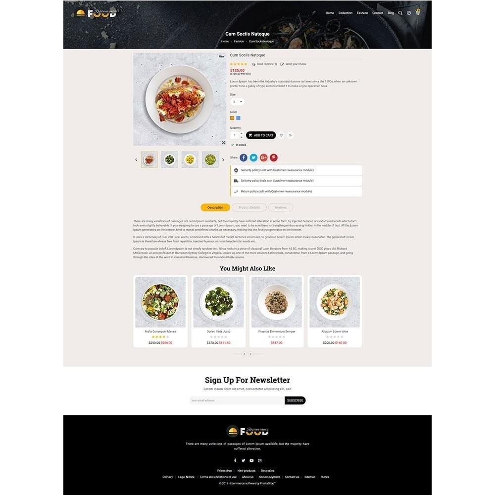 theme - Alimentos & Restaurantes - Restro Food Store - 5