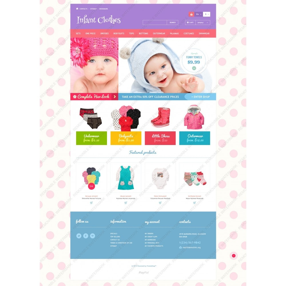 Infant Clothes