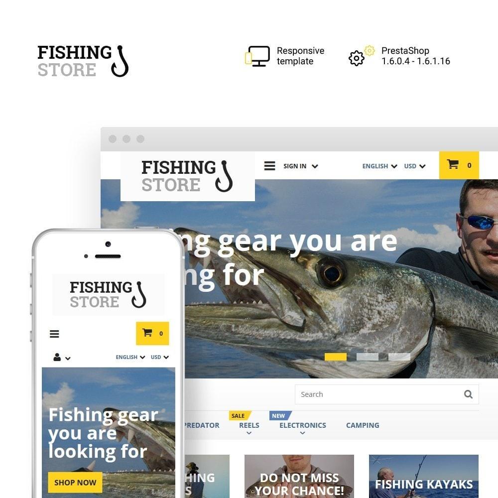 Fishing Store