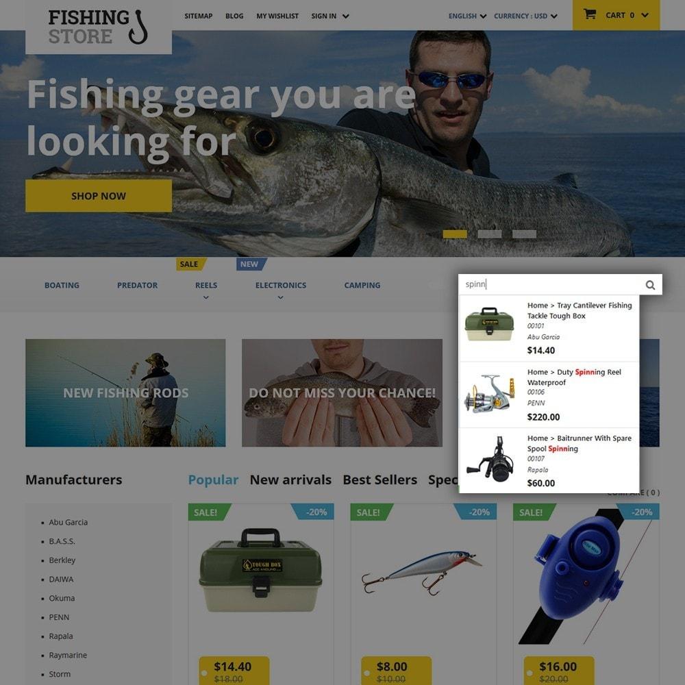 theme - Deportes, Actividades y Viajes - Fishing Store - 6