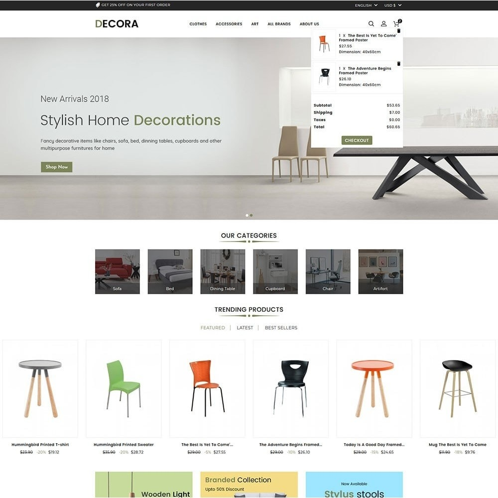 Decora Furniture Store