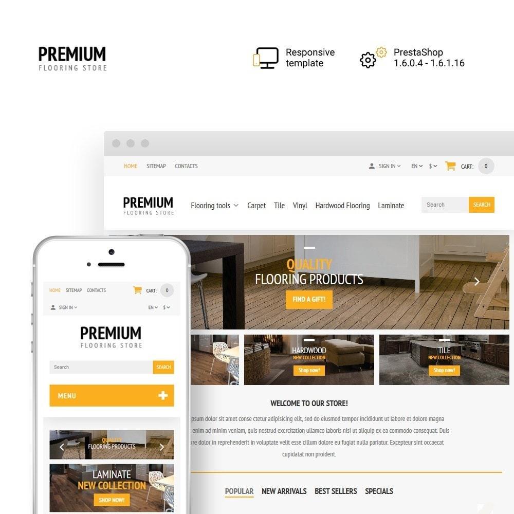 Premium Flooring - Flooring Store