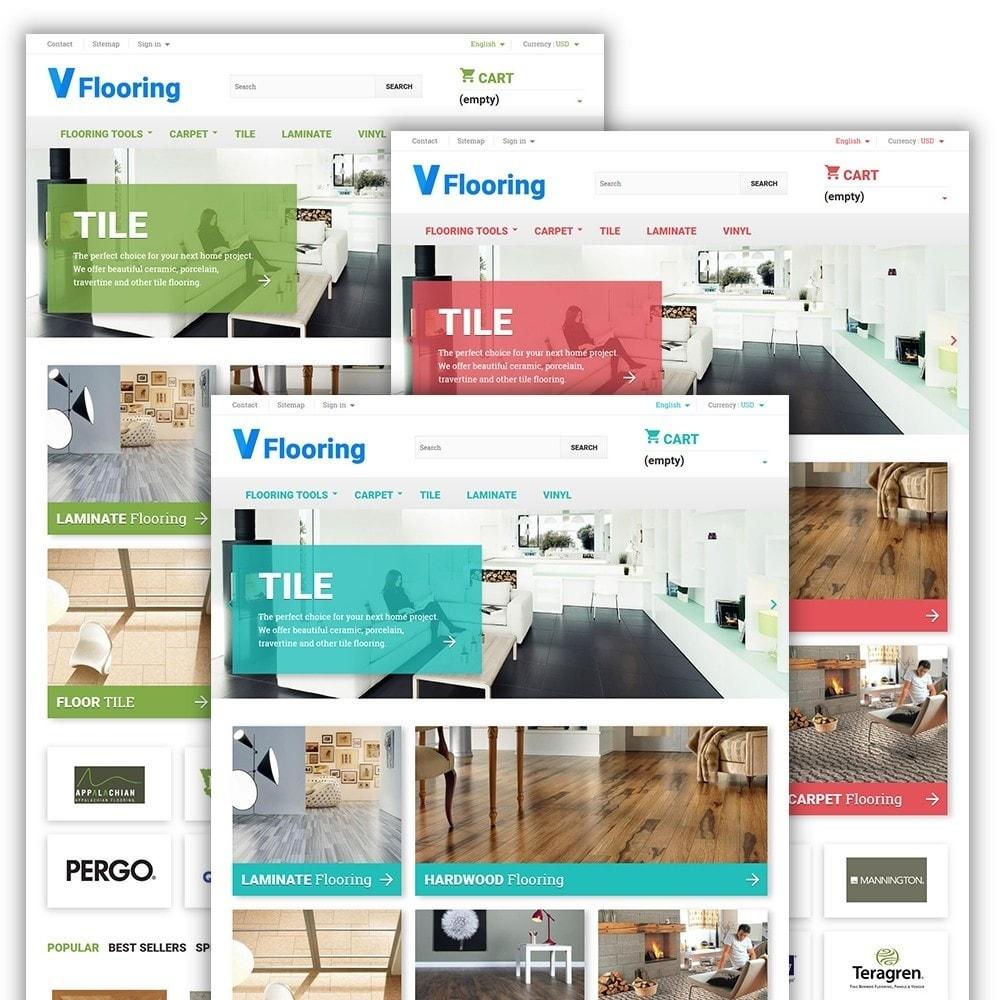theme - Art & Culture - Flooring - 2