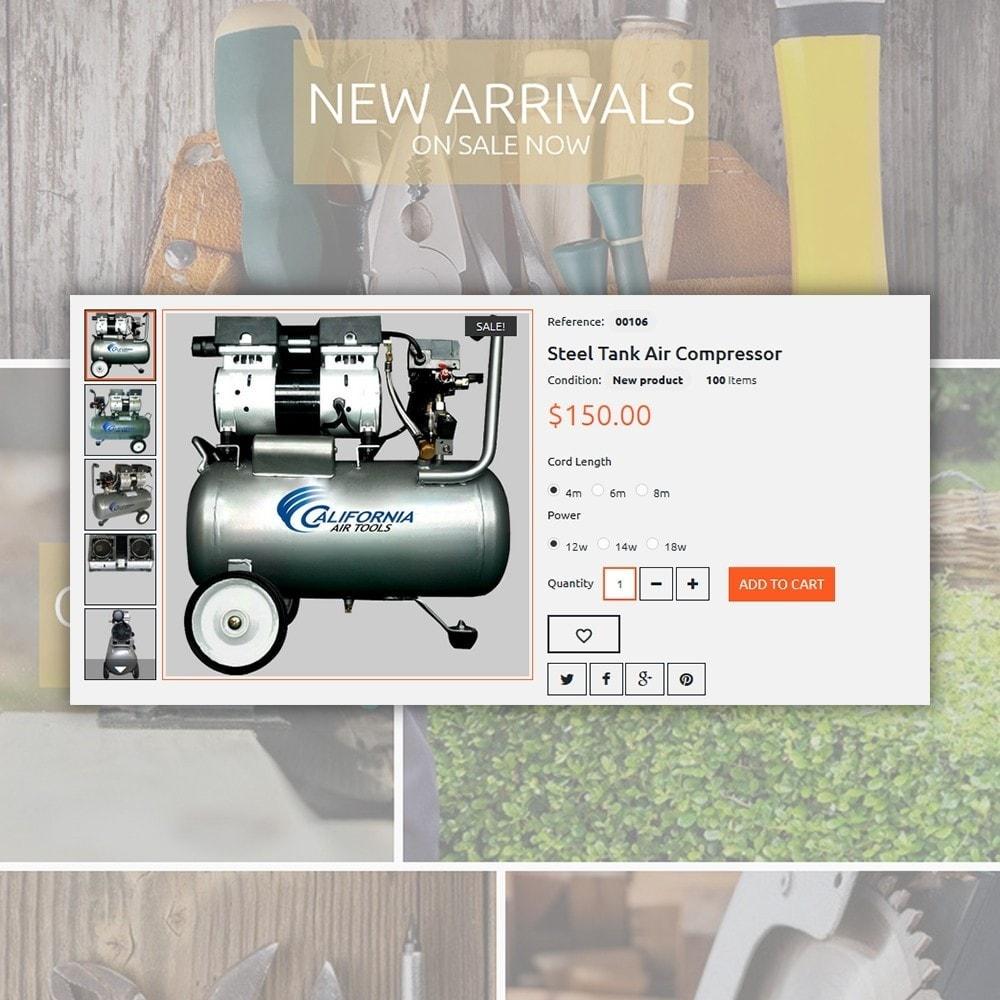 theme - Casa & Giardino - Tools - Tools & Equipment - 5