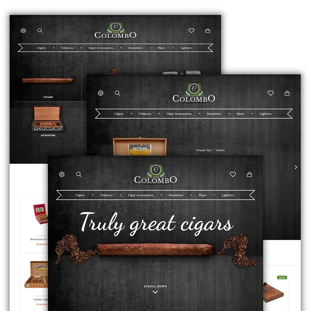 theme - Maison & Jardin - Colombo - Tobacco & Sigars Store - 2