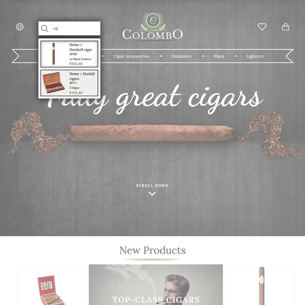 theme - Maison & Jardin - Colombo - Tobacco & Sigars Store - 6