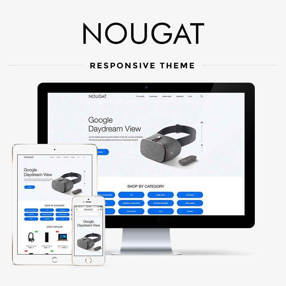 Nougat - High-tech Shop