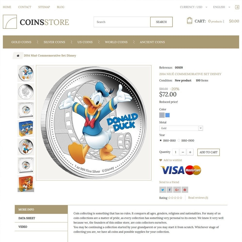 theme - Дом и сад - Coin Store - 3